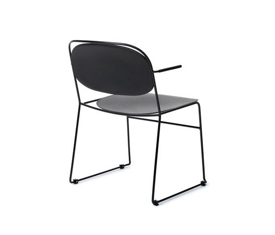 Oval KS-115 de Skandiform | Chaises polyvalentes