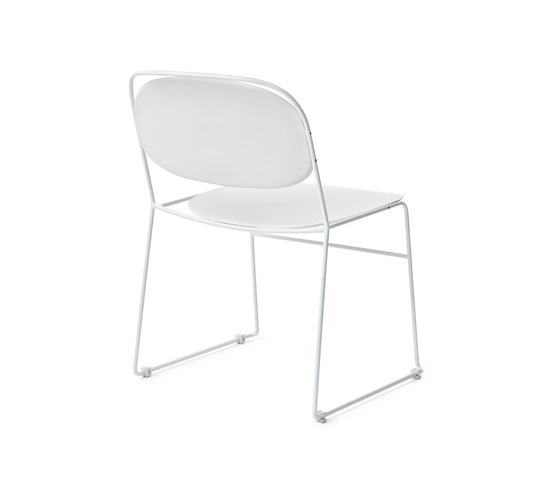 Oval KS-015 de Skandiform | Chaises