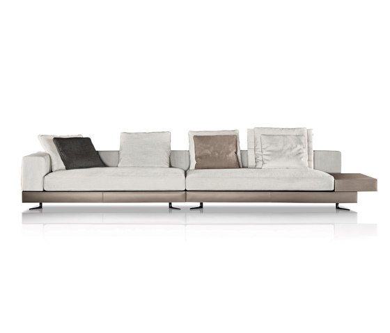 White by Minotti | Lounge sofas