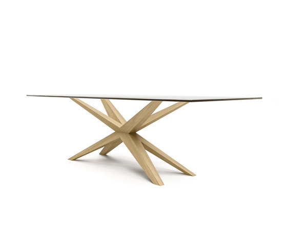 XAVER DINING TABLE by Belfakto | Dining tables