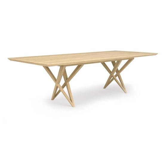 VIVIAN TABLE OAK by Belfakto | Dining tables