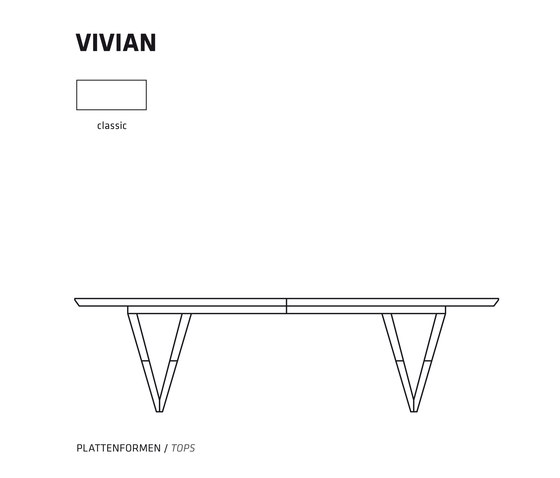 VIVIAN TABLE CHERRY by Belfakto | Dining tables