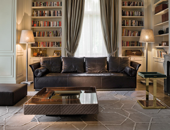 Charme by Longhi S.p.a.   Lounge sofas