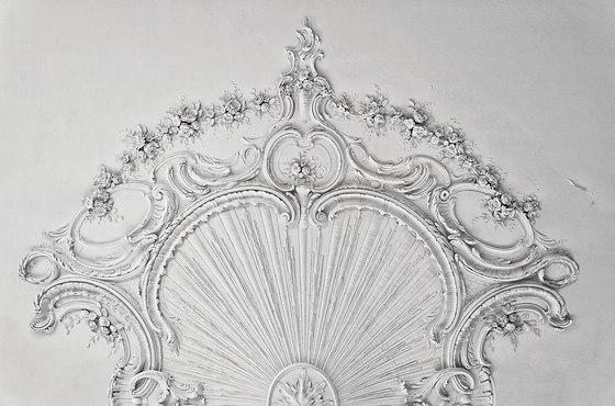 Renaissance di Inkiostro Bianco | Carta parati / tappezzeria