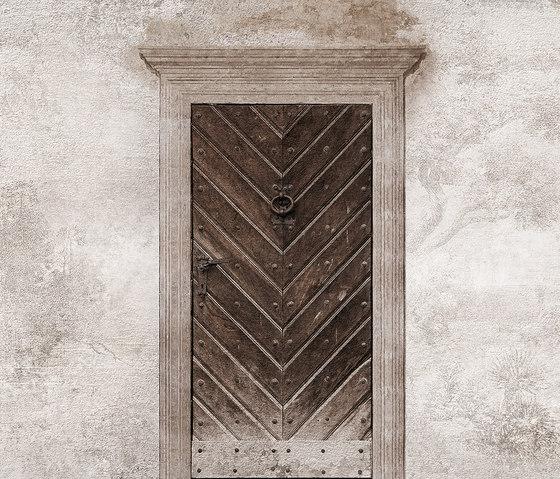 Secret Door di Inkiostro Bianco | Quadri / Murales
