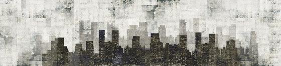 Skyscrapers di Inkiostro Bianco | Quadri / Murales