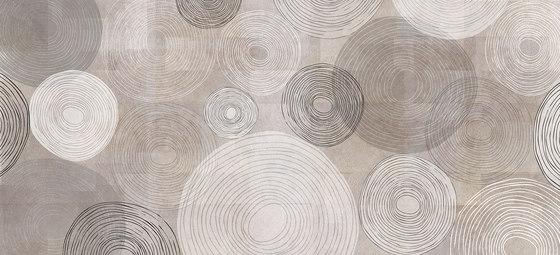 Soft Circles de Inkiostro Bianco   Arte
