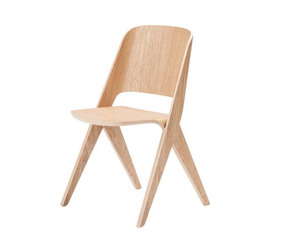 Lavitta chair soft oak von Poiat | Mehrzweckstühle