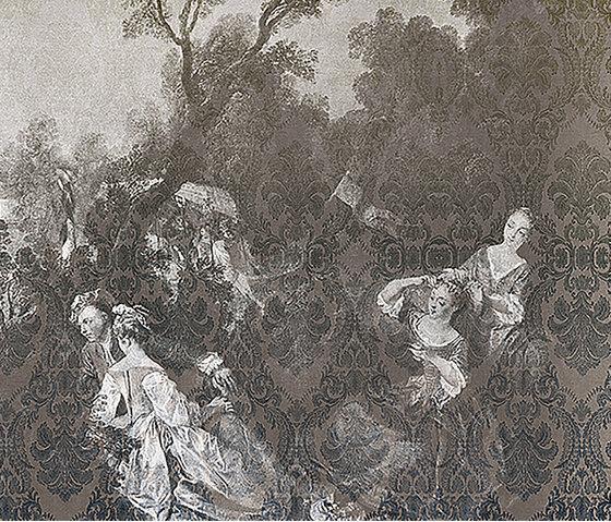 Toile De Jouy 01 di Inkiostro Bianco   Quadri / Murales