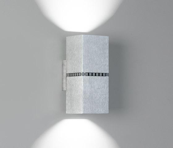 Dau doble spot LED 6476 von Milán Iluminación | Wandleuchten