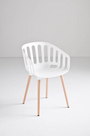 Basket Chair BLF di Gaber   Sedie