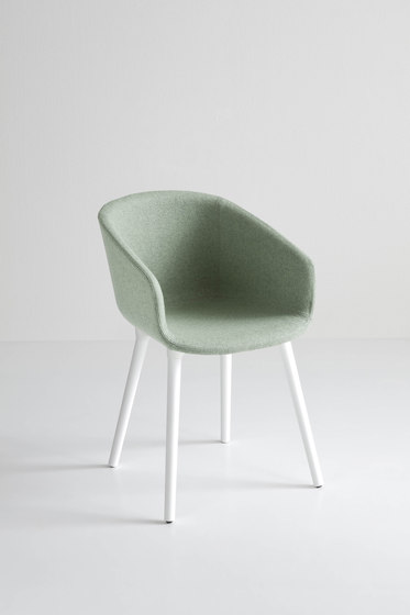 Basket Chair BP de Gaber | Sillas de visita