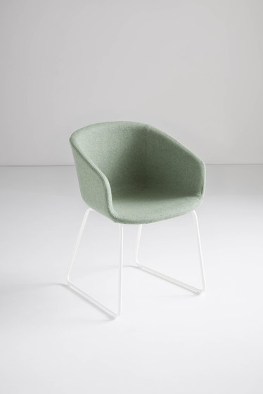 Basket Chair ST by Gaber | Visitors chairs / Side chairs