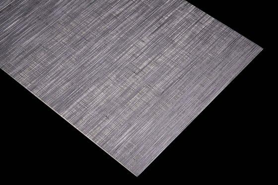 Aluminium | 600 | cross-hatch grinding very rough di Inox Schleiftechnik | Lastre