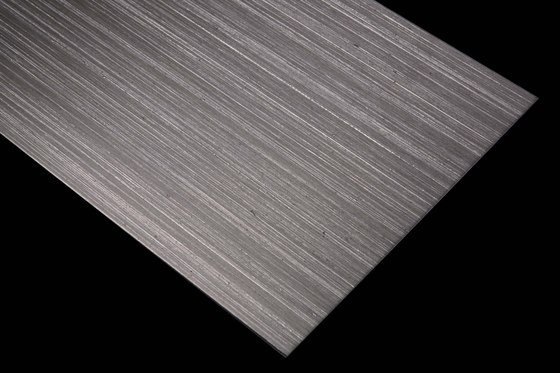 Aluminium | 460 | Hairline very rough by Inox Schleiftechnik | Metal sheets