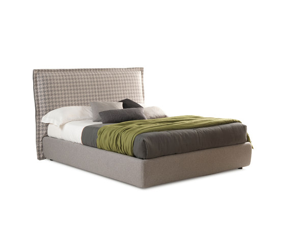 Handsome Big by Bolzan Letti | Double beds