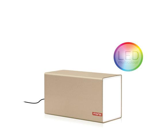 Eraser 260 Champagne LED de Moree | Lámparas de sobremesa