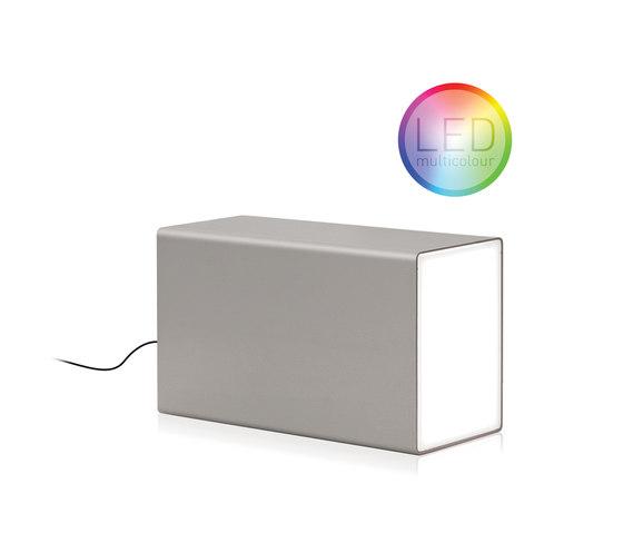 Eraser 380  silver LED by Moree | Table lights