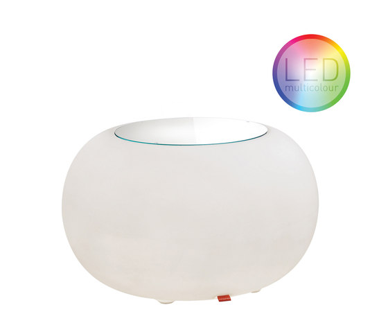 Bubble LED Pro Accu de Moree | Side tables