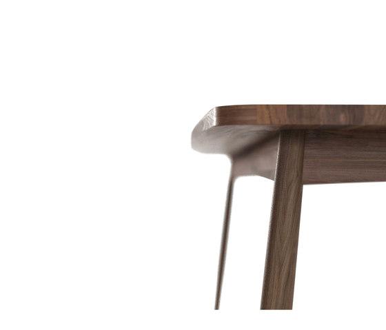 Twist RECTANGULAR DINING TABLE de Karpenter | Mesas comedor