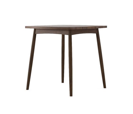 Twist SQUARE DINING TABLE de Karpenter | Mesas comedor