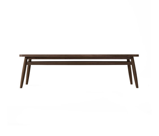 Twist RECTANGULAR COFFEE TABLE von Karpenter | Couchtische