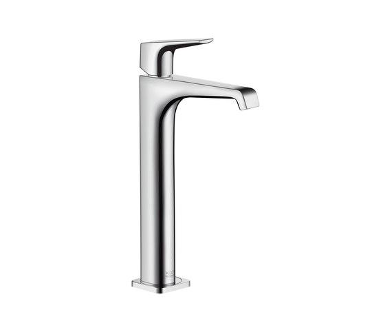 AXOR Citterio E Einhebel-Waschtischmischer 280 mit Hebelgriff ohne Zugstange für Waschschüsseln by AXOR | Wash basin taps