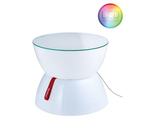 Lounge Mini LED de Moree | Mesas auxiliares
