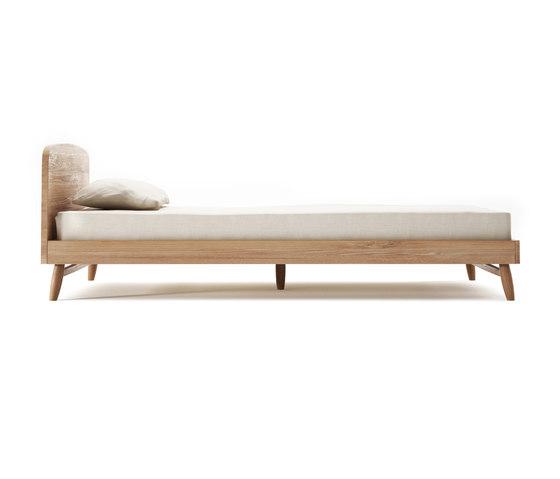 Twist  SINGLE SIZE BED de Karpenter | Camas