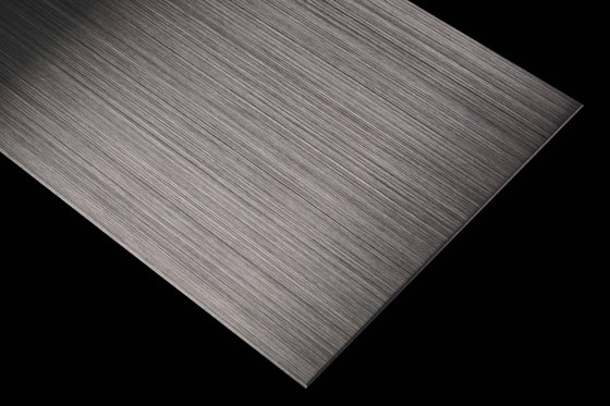 Aluminium | 550 | Hairline very fine by Inox Schleiftechnik | Metal sheets