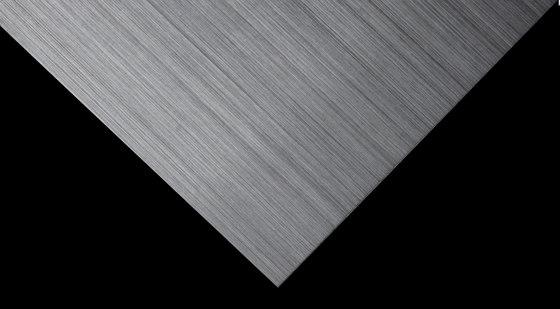 Hairline very fine | 550 by Inox Schleiftechnik | Sheets