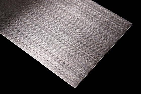 Stainless Steel | 620 | Hairline abrasive by Inox Schleiftechnik | Metal sheets