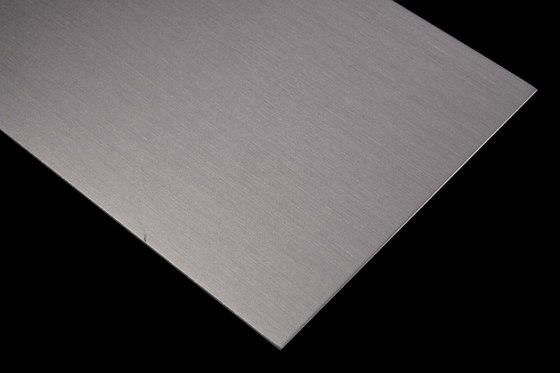 Aluminium | 690 | Hairline brushed by Inox Schleiftechnik | Metal sheets