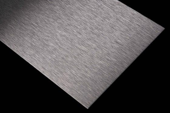 Aluminium | 480 | grinding medium di Inox Schleiftechnik | Lastre
