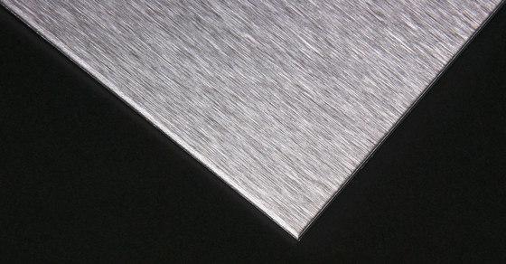 Aluminium grinding fine | 490 di Inox Schleiftechnik | Lastre
