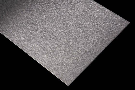Aluminium | 570 | grinding abrasive de Inox Schleiftechnik | Plaques de métal