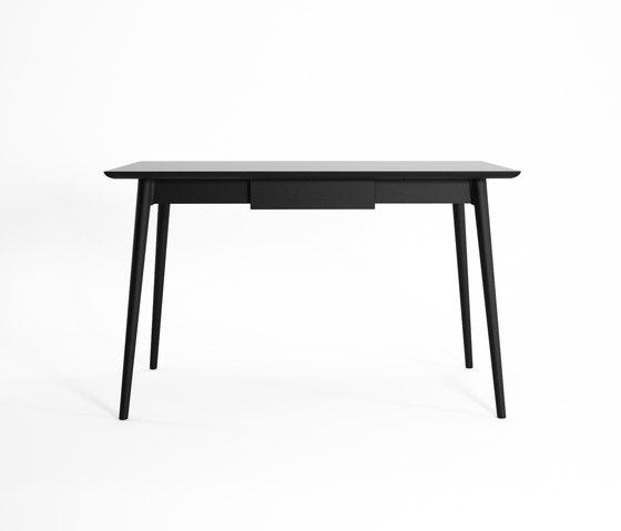 Vintage DESK TABLE W/ DRAWER by Karpenter | Desks
