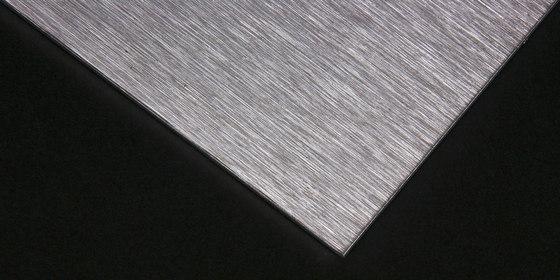 Aluminium grinding rough   470 di Inox Schleiftechnik   Lastre