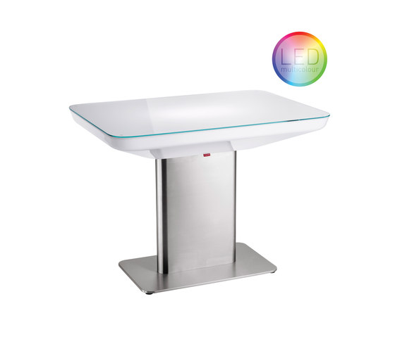 Studio 75 LED Pro Accu by Moree | Dining tables