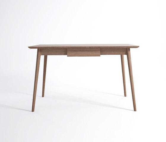 Vintage DESK TABLE W/ DRAWER by Karpenter   Desks