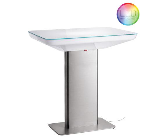 Studio 105 LED Pro de Moree | Mesas altas
