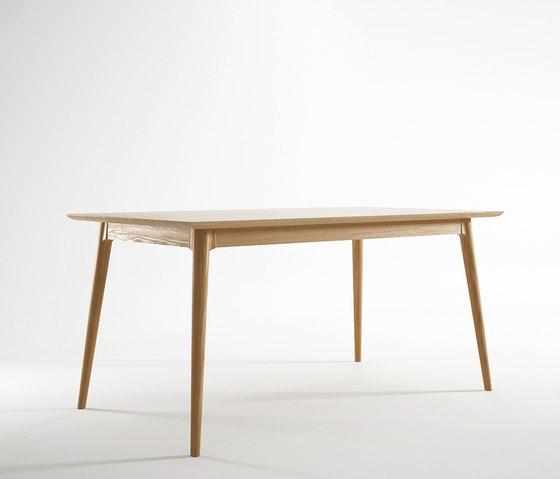 Vintage RECTANGULAR DINING TABLE by Karpenter | Dining tables