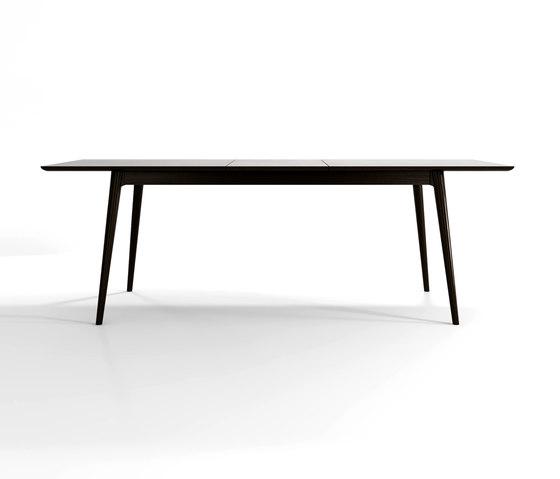 Vintage EXTENSION DINING TABLE W/ BUTTERFLY SYSTEM de Karpenter | Tables de repas