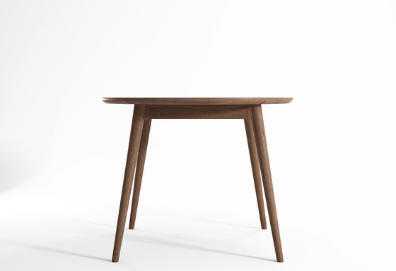 Vintage ROUND DINING TABLE by Karpenter | Dining tables