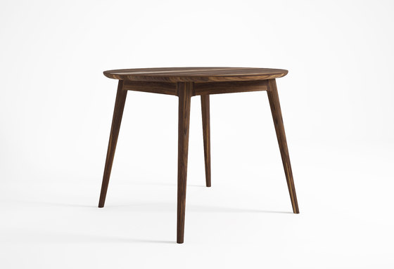 Vintage ROUND DINING TABLE by Karpenter   Dining tables