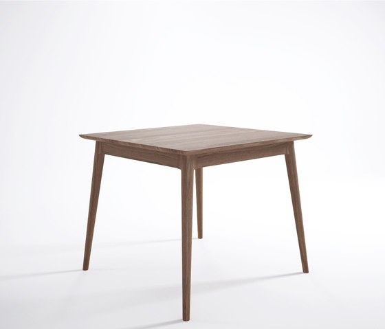 Vintage SQUARE DINING TABLE di Karpenter | Tavoli pranzo