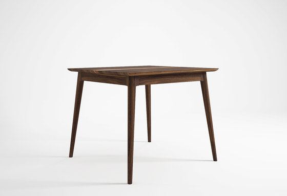 Vintage SQUARE DINING TABLE by Karpenter | Dining tables
