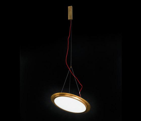 Light Disc di HENGE | Lampade sospensione