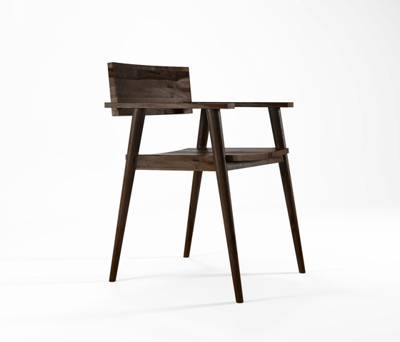 Vintage ARM CHAIR by Karpenter | Chairs