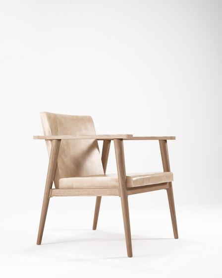 Vintage EASY CHAIR W/ LEATHER von Karpenter | Stühle